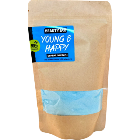 Beauty Jar Bath Powder Young and Happy 250g