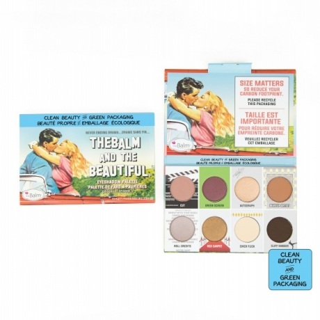 theBalm Палетка теней TheBalm and the Beautiful Episode 1