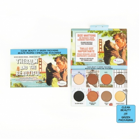 theBalm Палетка теней TheBalm and the Beautiful Episode 2
