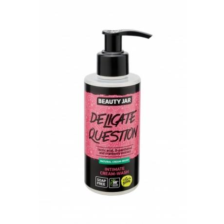 Beauty Jar Intiimialueen pesuvoide Delicate Question 150ml