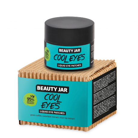 Beauty Jar Liquid eye patches COOL EYES 15ml