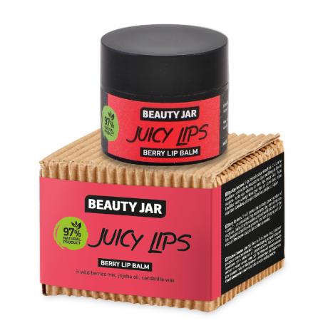 Beauty Jar Huulirasva Juicy Lips 15ml