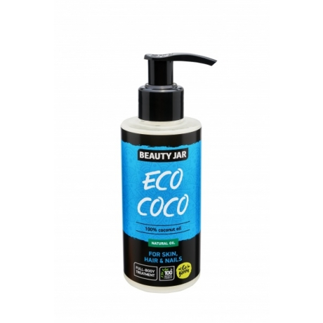 Beauty Jar Natural oil Eco Coco kookosõli 150ml