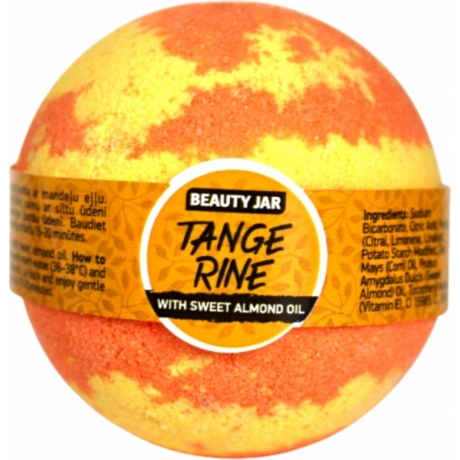 Beauty Jar Vannipall Tangerine 150g
