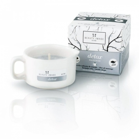 Beauty Image Hot Oil Massage Candle Detox 35g