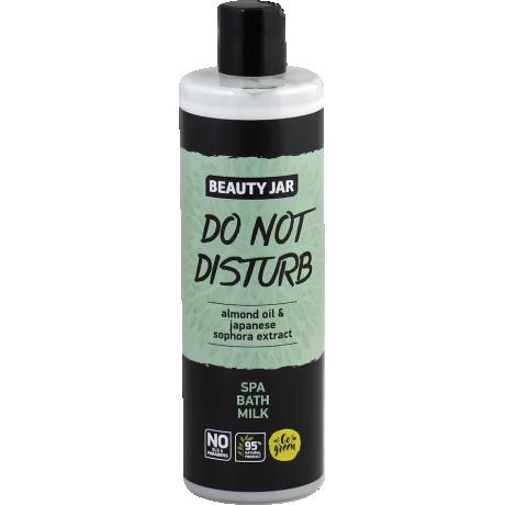 Beauty Jar Bath Milk Do Not Disturb vannipiim 400 ml