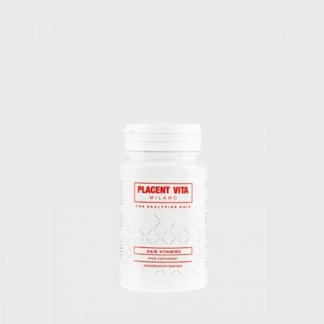 Placent Activ Milano Hair Vitamins 60pc