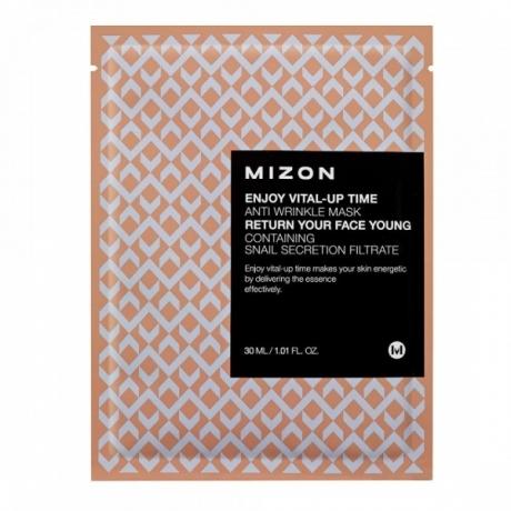 Mizon Enjoy Vital Up Time Anti Wrinkle Mask 30ml