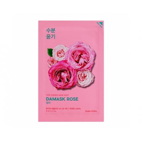 Holika Holika Pure Essence Mask Sheet Damask Rose Näomask 20ml