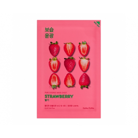 Holika Holika Pure Essence Mask Sheet Strawberry 20ml