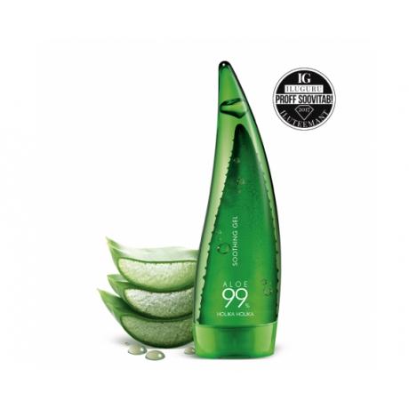 Holika Holika Aloe 99% Soothing Gel Niisutav geel 250ml