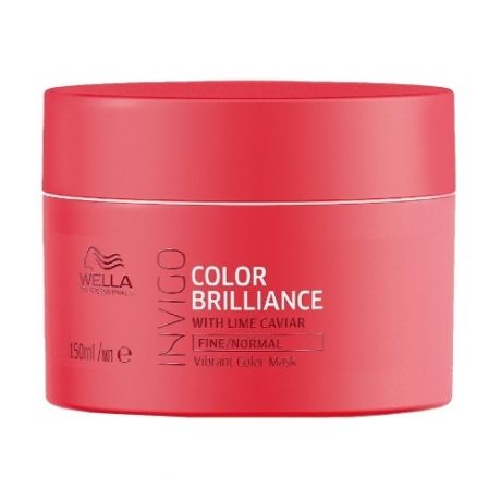 Wella Professionals Brilliance Color Protection Mask 150ml