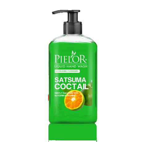 Pielor Hand Wash Satsuma Cocktail 500ml