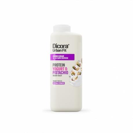 Dicora Urban Fit Shower Cream Protein Yogurt and Pistachio 400ml