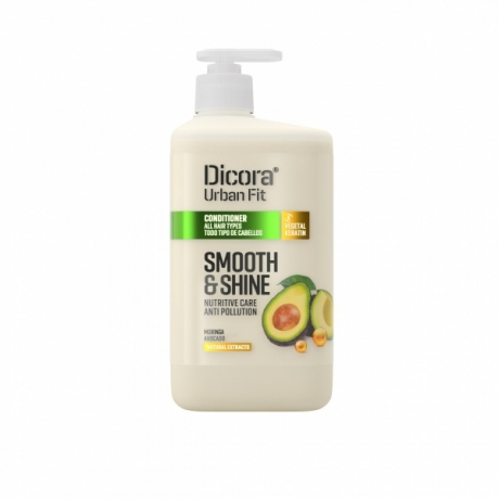 Dicora Urban Fit Conditioner Smooth and Shine 800ml