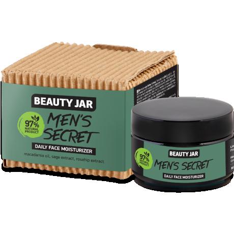 Beauty Jar Daily face moisturizer Men's Secret 60ml