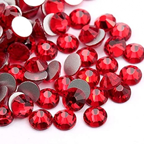 Feel Good Rhinestones -Red small 100 pc