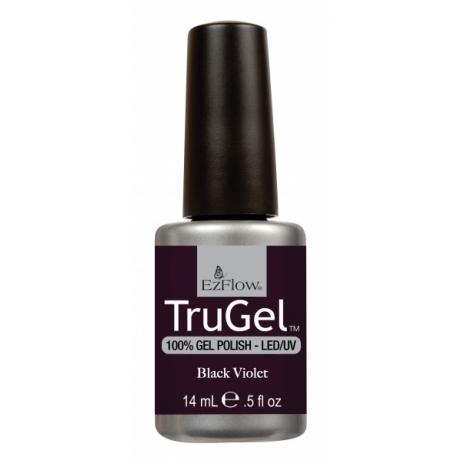EzFlow TruGel Geellakk Black Violet 14ml