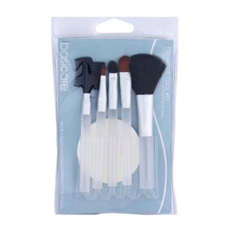 Basicare Cosmetic Tool Kit