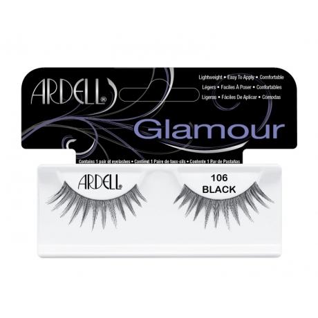 Ardell Glamour Lashes 106 Black