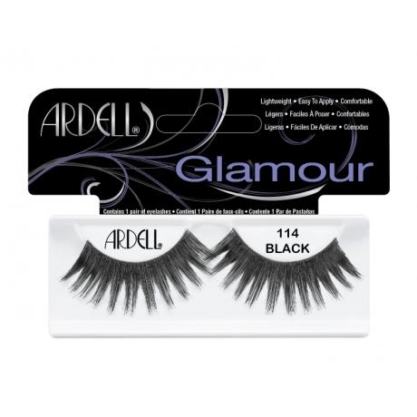 Ardell Glamour Lashes 114 Black