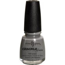 China Glaze Kynsilakka Cracked Concrete - Crackle Glaze