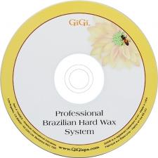 GiGi Educational DVD Brazilian Hard Wax