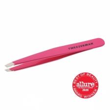 Tweezerman Slant Tweezer Pretty In Pink