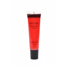 BYS Lipgloss Mega Shine CHERRY ON TOP
