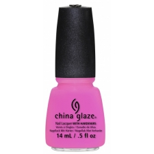 China Glaze Nail Polish Bottoms Up  Sunsational