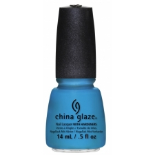 China Glaze Nail Polish Isle See You Later - Sunsational