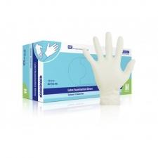 Rubber Gloves Gants latex M