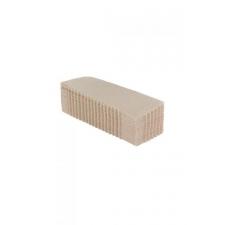 GiGi Muslin Strips Natural small 100 pc