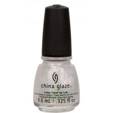 China Glaze Перламутровый верхний лак Iridescent Top Coat