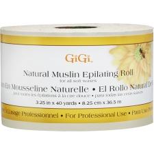 GiGi Muslin Roll Natural 8,25 x 36,5 m