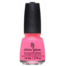 China Glaze Nail Polish Peonies & Park Ave - City Flourish