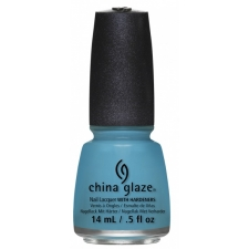 China Glaze Nail Polish Wait n' Sea  Off Shore