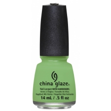 China Glaze Nail Polish Be More Pacific- Off Shore