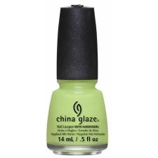 China Glaze Nail Polish Shore Enuff - Off Shore