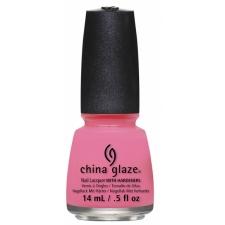 China Glaze Nail Polish Float On - Off Shore