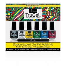 Ezflow Design Expert Gel Art Polish Kit