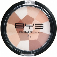 BYS Blush & Bronze Mosaic Pure Bliss