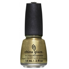 China Glaze Nail Polish Mind the Gap - All Aboard