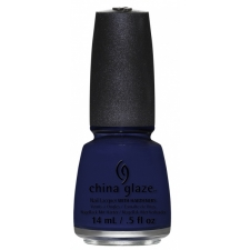 China Glaze Nail Polish One Track Mind - All Aboard