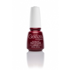 China Glaze Gelaze Gel Long Kiss 9,76ml