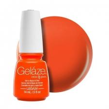 China Glaze Gelaze Гель-лак Orange Knockout 9,76ml