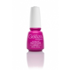 China Glaze Gelaze Gel Purple Panic 9,76ml