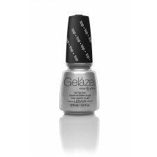 China Glaze Gelaze Top Coat gel 9.76ml