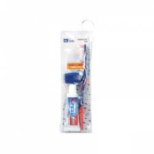 Reisi komplekt Hambahari ja hambapasta 24g