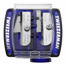 Tweezerman Deluxe Cosmetic Pencil Sharpener Точилка для косметических карандашей